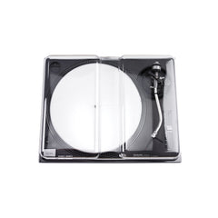 <!--019000101069775-->Decksaver - 'Technics SL-1200/1210 Protective Cover' [(Clear) Turntable Part]