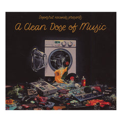 DJ VR (Dopeshit Records Presents) - 'A Clean Dose Of Music' [CD]