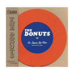 "<!--020140610064206-->Dr. Suzuki - 'The Donuts (7"" SLIPMATS)' [(Orange & Royal Blue) Slipmat]"