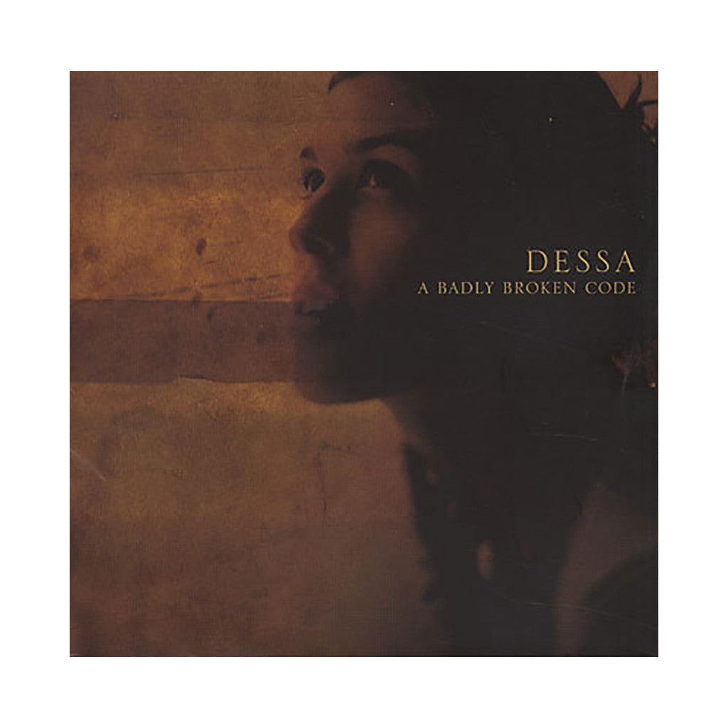 <!--120100209019667-->Dessa - 'A Badly Broken Code' [CD]