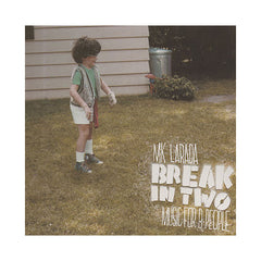 MK Larada - 'Break In Two: Music For B-People' [CD]