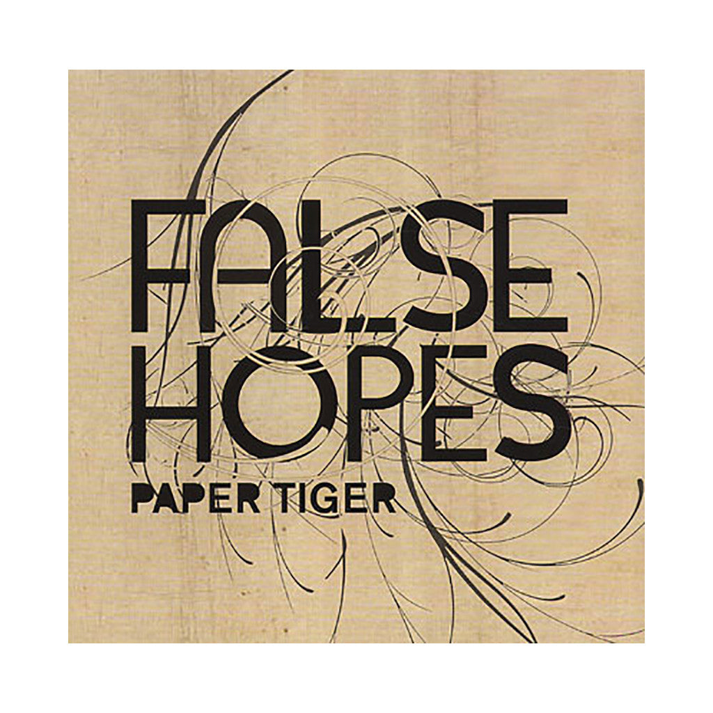 Paper Tiger - 'False Hopes - Paper Tiger' [CD]