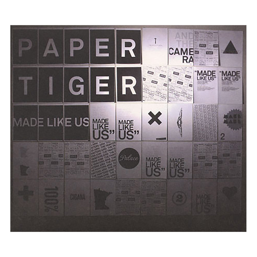 <!--020110315027905-->Paper Tiger - 'Made Like Us' [CD]