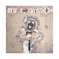 <!--020110215030914-->Sims w/ Lazerbeak - 'Bad Time Zoo' [(Black) Vinyl [2LP]]