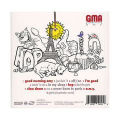 <!--2010062936-->Billy Drease Williams - 'GMA: Good Morning Amy' [CD]