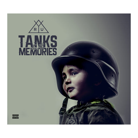 Ryu - 'Tanks For The Memories' [CD]