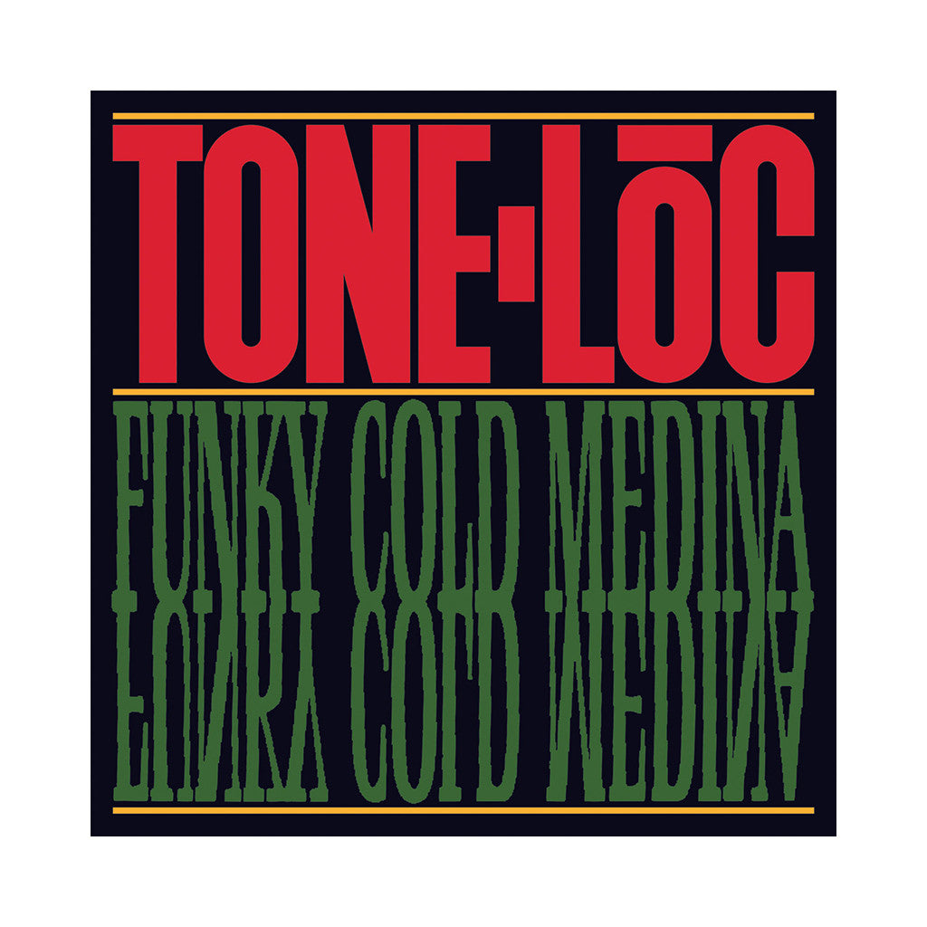 "<!--120071030010634-->Tone Loc - 'Funky Cold Medina' [(Black) 12"" Vinyl Single]"