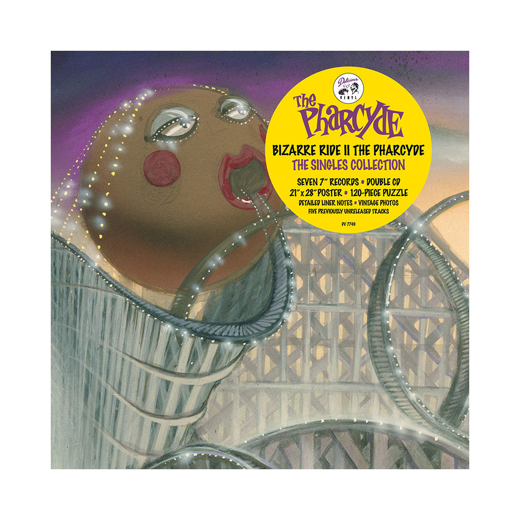 <!--2012092506-->The Pharcyde - 'Passin' Me By (Fly As Pie Mix) (INSTRUMENTAL)' [Streaming Audio]