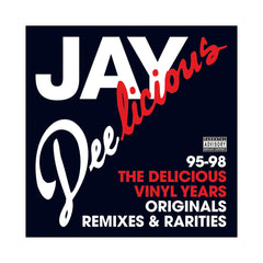 <!--120070821010169-->Jay Dee - 'Jay Deelicious: The Delicious Vinyl Years' [CD [2CD]]