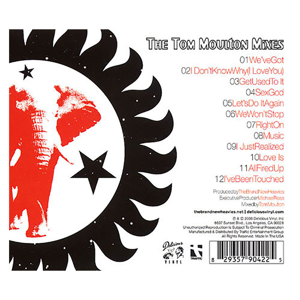 <!--120080805014260-->The Brand New Heavies - 'Get Used To It: The Tom Moulton Mixes' [CD]