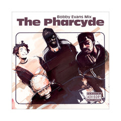 The Pharcyde (Mixed By: Bobby Evans) - 'The Bobby Evans Mix (Best Of)' [CD]