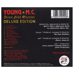 <!--2009072130-->Young MC - 'Stone Cold Rhymin' (Deluxe Edition)' [CD]