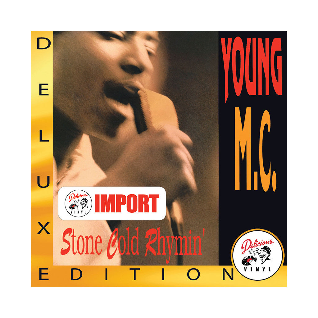 Young MC - 'Stone Cold Rhymin' (Deluxe Edition)' [CD]