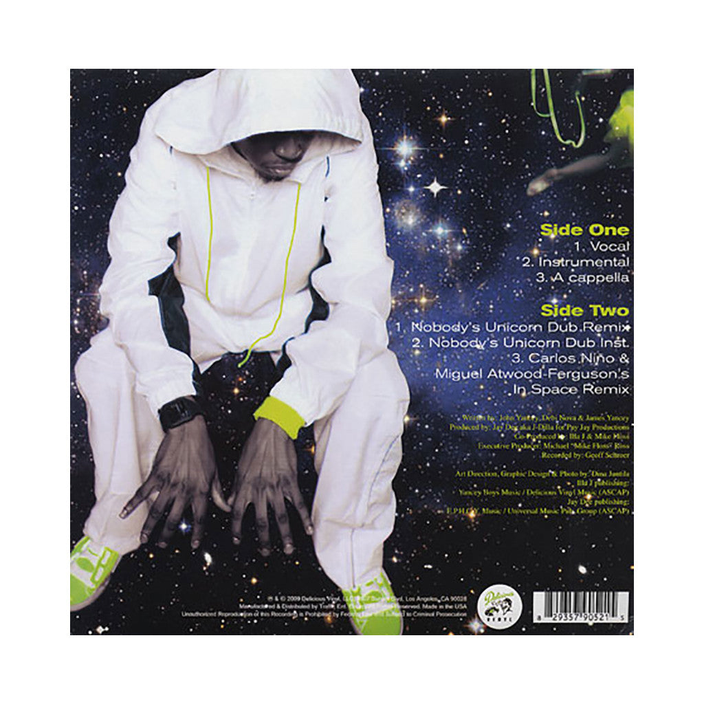 "<!--120090804017726-->Illa J - 'Sounds Like Love/ Sounds Like Love (Remixes)' [(Black) 12"" Vinyl Single]"