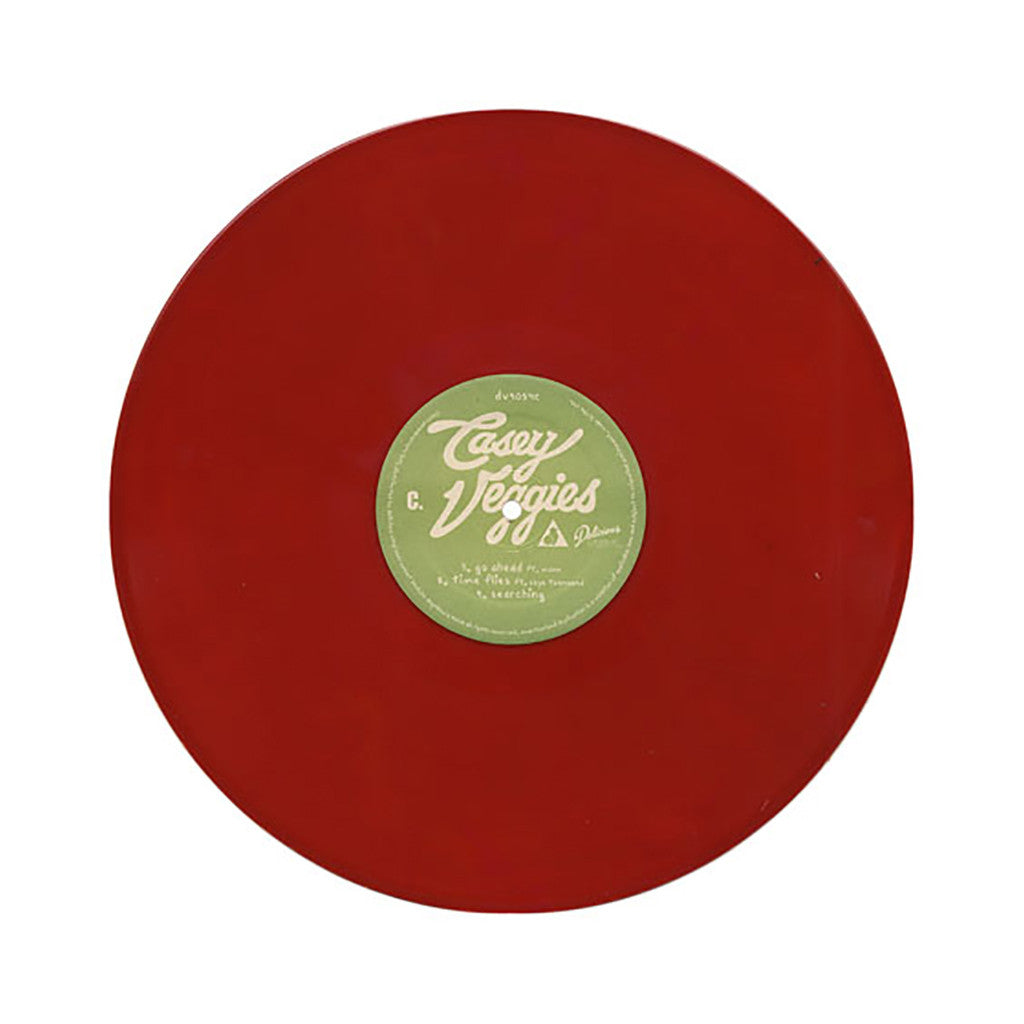 <!--120111101036373-->Casey Veggies - 'Sleeping In Class' [(Red & Green) Vinyl [2LP]]
