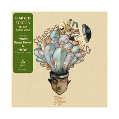 Casey Veggies - 'Sleeping In Class' [(Red & Green) Vinyl [2LP]]
