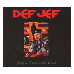 <!--120120605044869-->Def Jef - 'Just A Poet With Soul (Deluxe Edition)' [CD [2CD]]