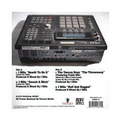 "J Dilla - 'The Lost Scrolls Vol. 1' [(Black) Vinyl [10""]]"