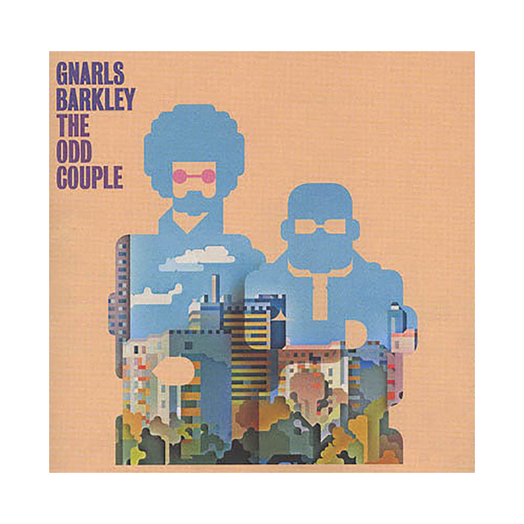 <!--2008040818-->Gnarls Barkley - 'The Odd Couple' [CD]