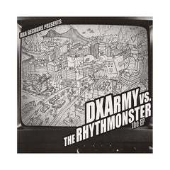 DXA - 'DXA vs. The Rhythmonster: The EP' [(Black) Vinyl EP]