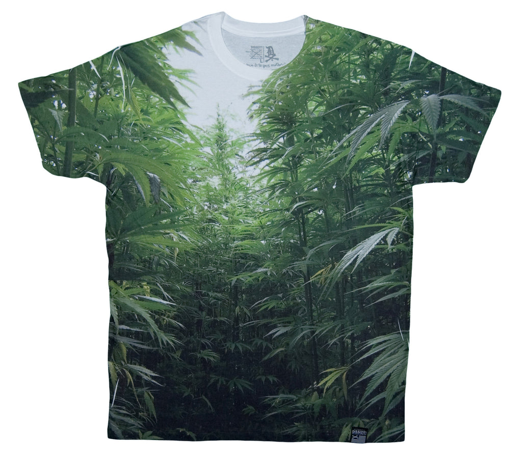 <!--2014092448-->Dissizit! - 'Field Of Dreams' [(White) T-Shirt]