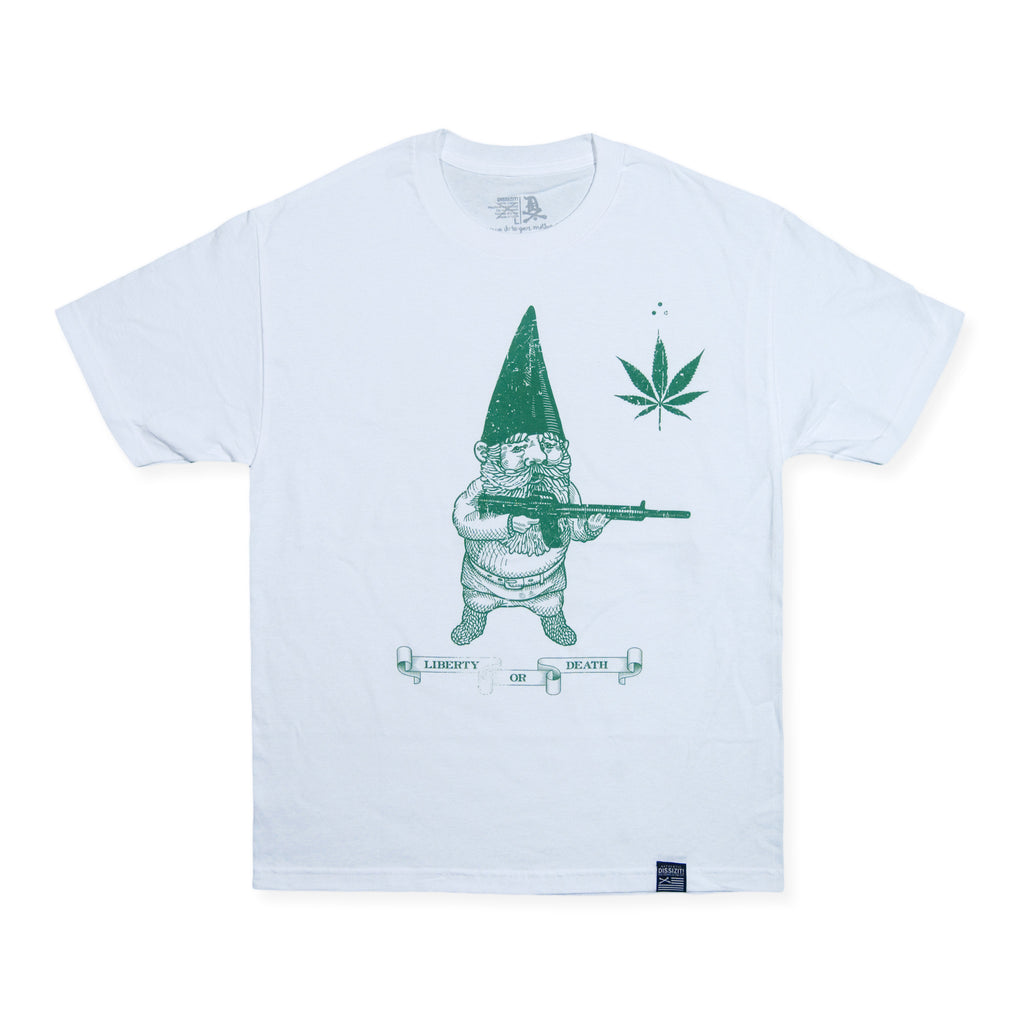 <!--2014111821-->Dissizit! - 'Comfortably Gnome' [(White) T-Shirt]