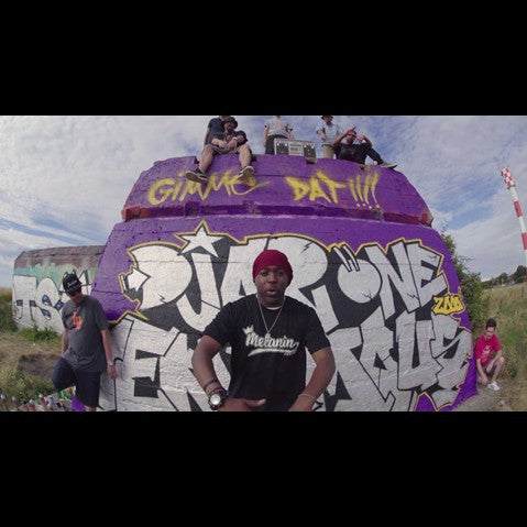 Djar One - 'Gimme That' [Video]