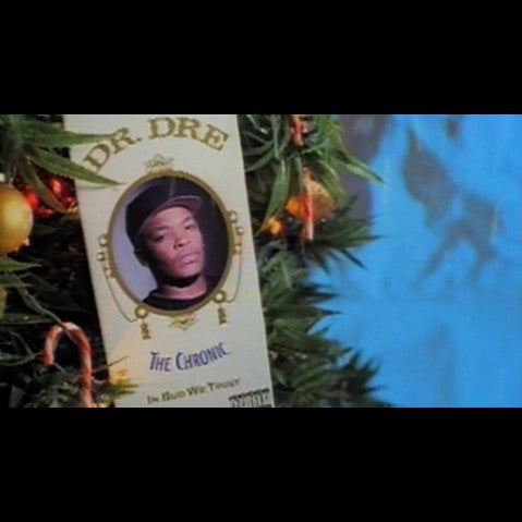 Dr. Dre - 'The Chronic Christmas Commercial 1' [Video]