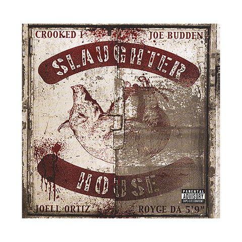 Slaughterhouse - 'The EP' [CD]