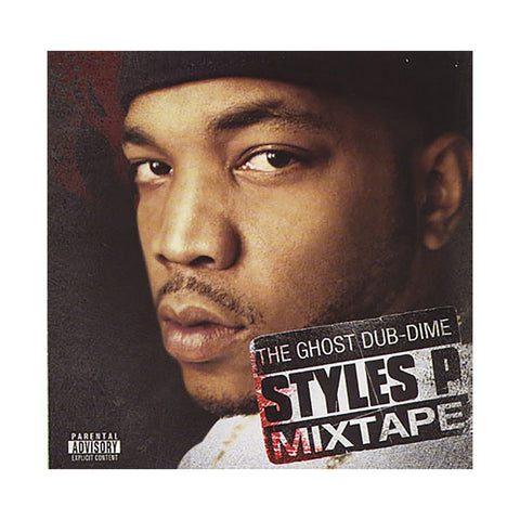 Styles P - 'The Ghost Dub-Dime' [CD]
