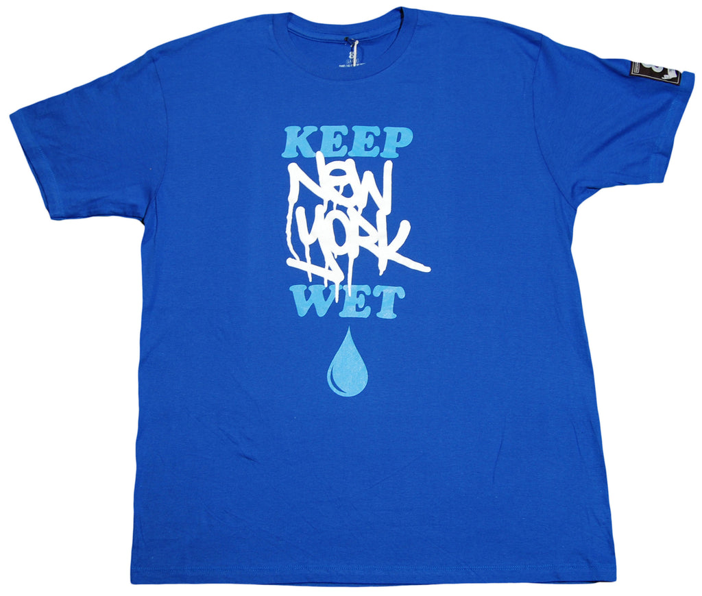 <!--2011121332-->EightArms & BlackMist - 'Wetworks' [(Blue) T-Shirt]