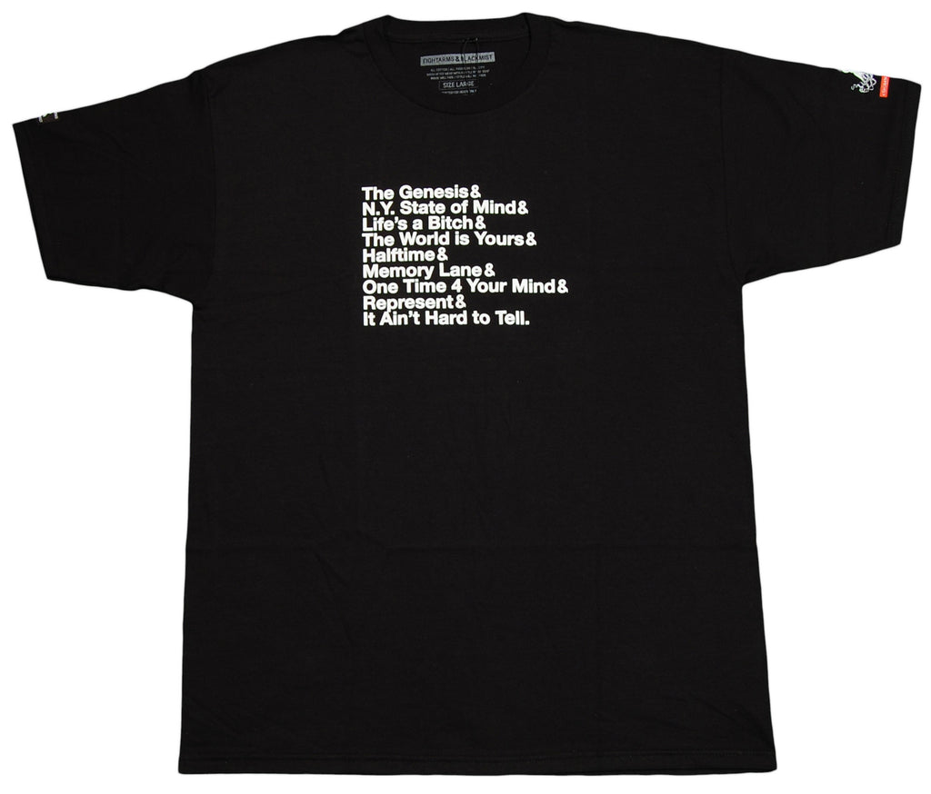 <!--2012071704-->EightArms & BlackMist (Nas) - 'Matic' [(Black) T-Shirt]