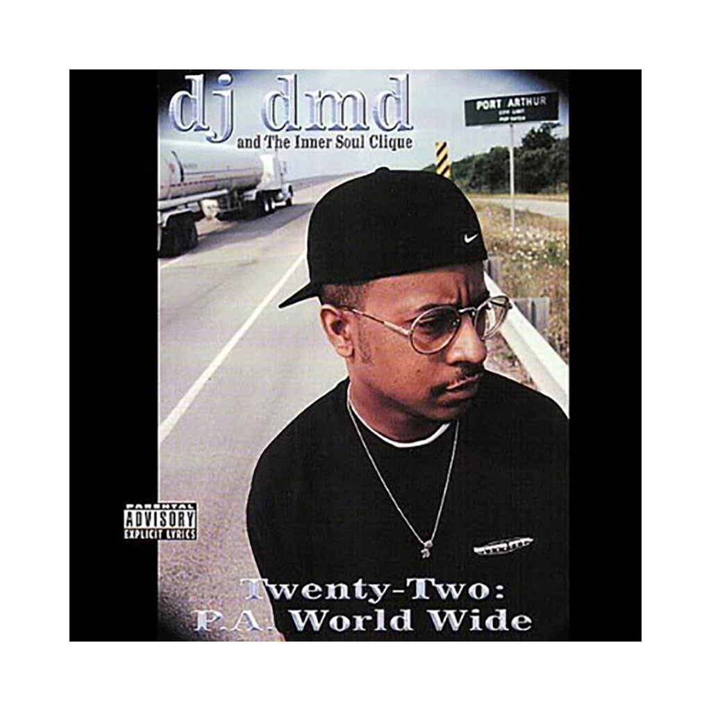 DJ DMD & The Inner Soul Clique - 'Twenty Two: P.A. World Wide' [CD]