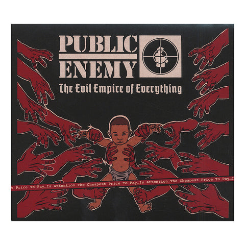 Public Enemy - 'The Evil Empire of Everything' [CD]