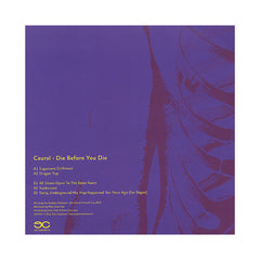 "<!--020110419030747-->Caural - 'Die Before You Die)' [(Yellow) Vinyl [10""]]"