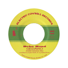 "<!--020111018037294-->Debo Band - 'Gedawo/ Gedawo (Remix)' [(Black) 7"" Vinyl Single]"