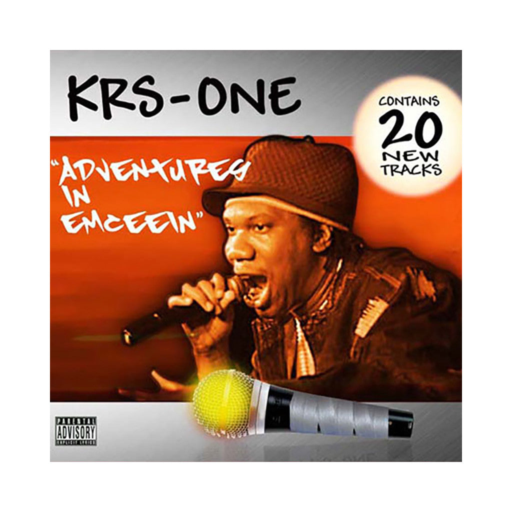 <!--020080219011038-->KRS-One - 'Adventures In Emceein' [CD]