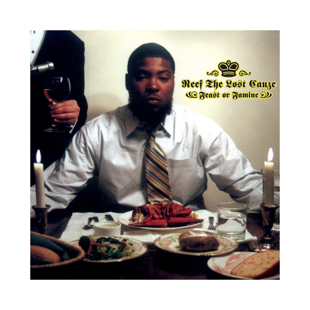 <!--020100202005509-->Reef The Lost Cauze - 'Feast Or Famine' [CD]