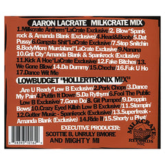 <!--020051018005555-->Hollertronix & Milkcrate Records (Mixed By: Aaron LaCrate & Low Budget) - 'Bmore Gutter Music' [CD]