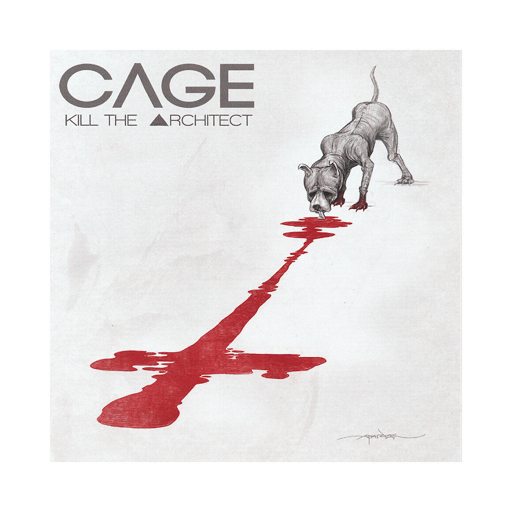 Cage - 'Kill The Architect' [CD]