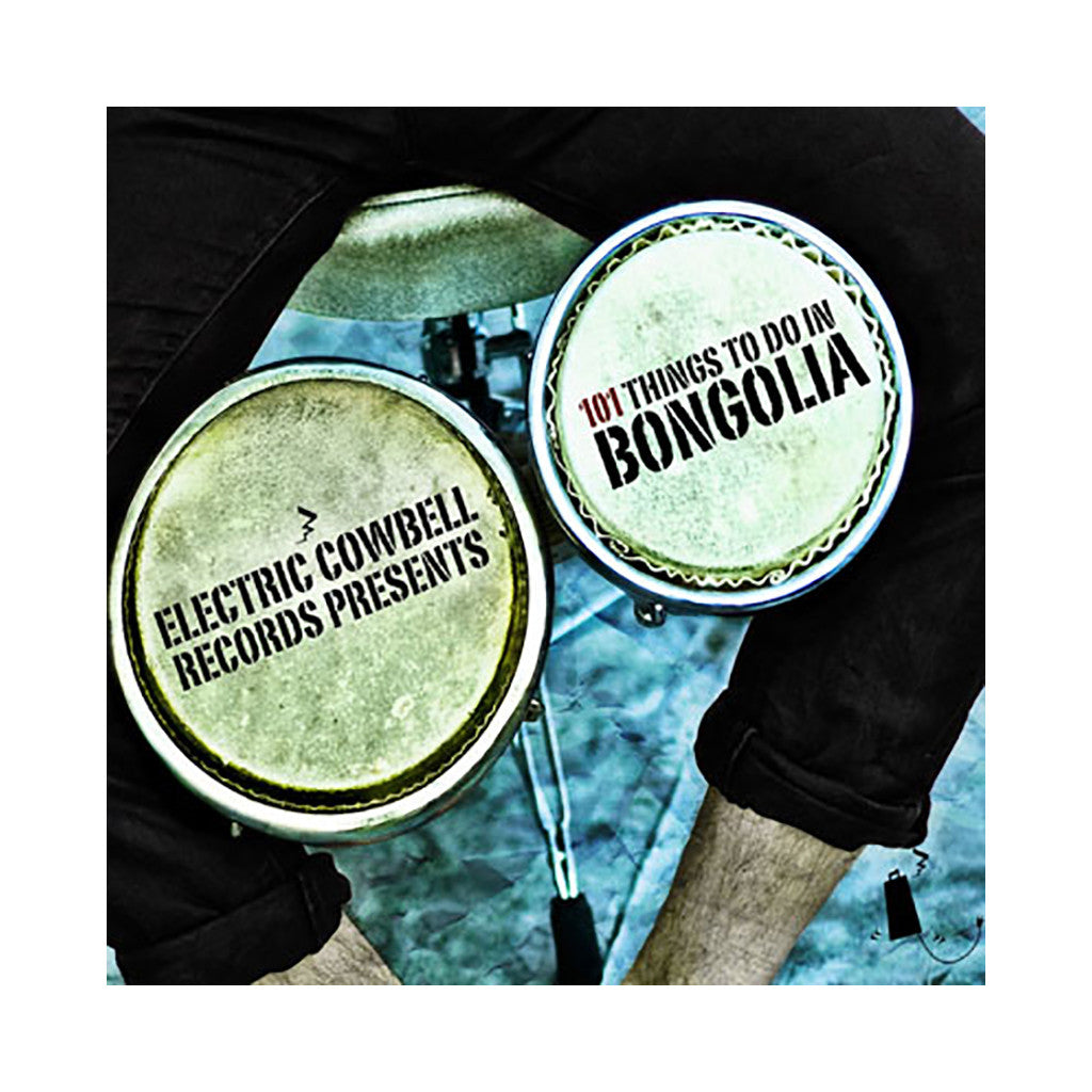 Various Artists - '101 Things To Do In Bongolia' [CD]