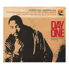 A.D.S. (elevatedSOUL Presents) - 'Day O.N.E. (Originated Never Emulated)' [CD]