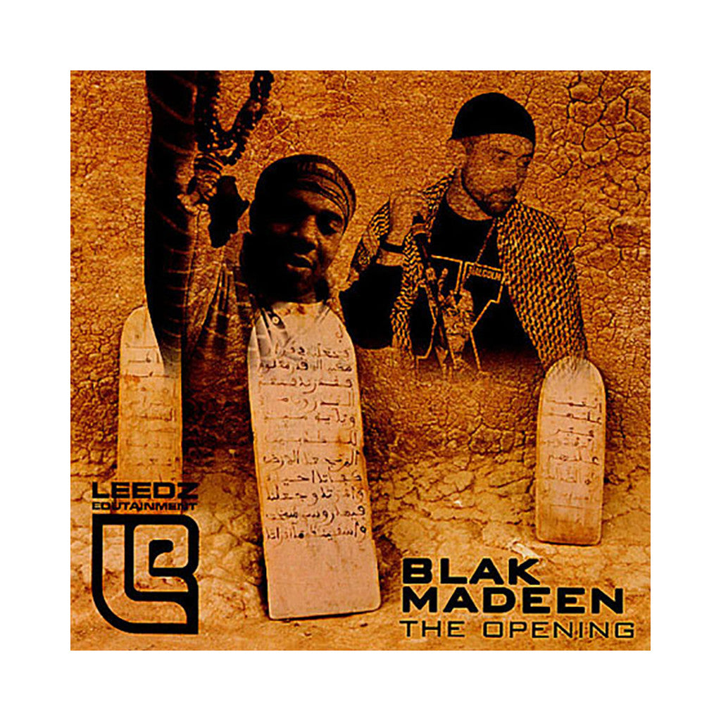 <!--2008022918-->Blak Madeen - 'Engage The Enemy' [Streaming Audio]