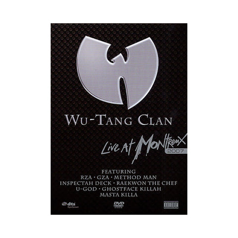 "[""Wu-Tang Clan - 'Live At Montreux 2007' [DVD]""]"