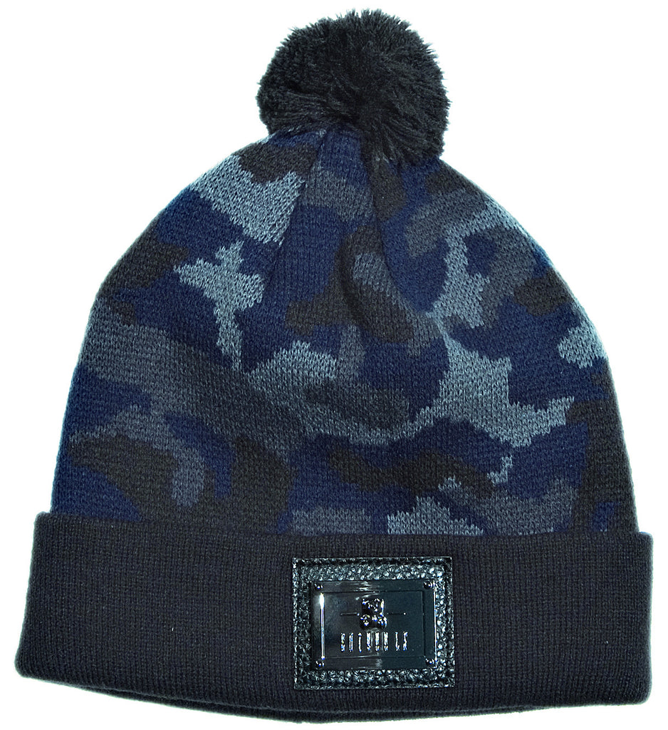 <!--2013102930-->Entree - 'Camby' [(Dark Blue) Winter Beanie Hat]