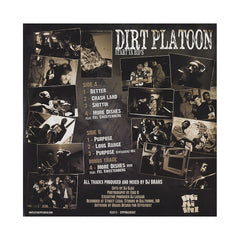 <!--020120320050146-->Dirt Platoon w/ DJ Brans - 'Start Ya Bid's' [(Black) Vinyl EP]