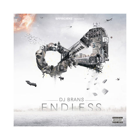 DJ Brans - 'Endless (INSTRUMENTAL)' [Streaming Audio]