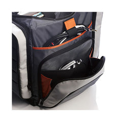 "<!--020090317016382-->Mono Cases - 'EFX Series: 365 DJ Pack' [(Gray) 12"" Vinyl Bag]"