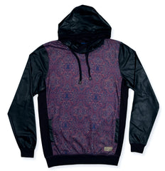<!--2013121754-->Entree - 'Eclectus' [(Multi-Color) Hooded Sweatshirt]