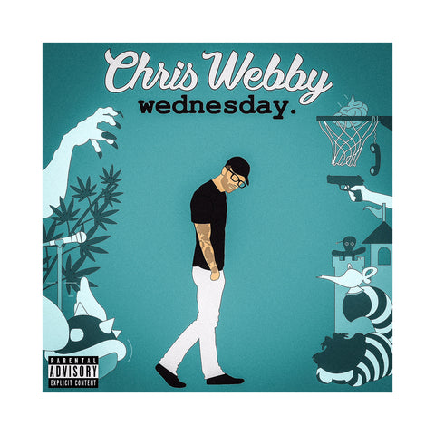 "[""Chris Webby - 'Wednesday' [CD]""]"